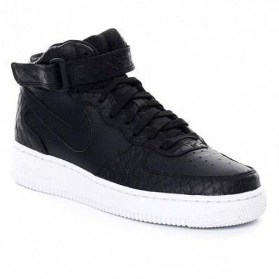 air force 1 uomo nere